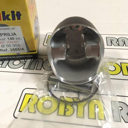 Italkit 1 ring piston 56,955 backside