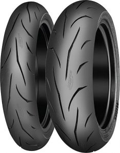 110/70 ZR17 SPORTFORCE+ FRONT TIRE
