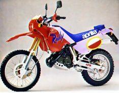 Tuareg rally 125