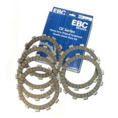 EBC Standard Clutch Friction Plates Set Aprilia RS 125 '92-'11