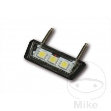KOSO Number plate LED light Black
