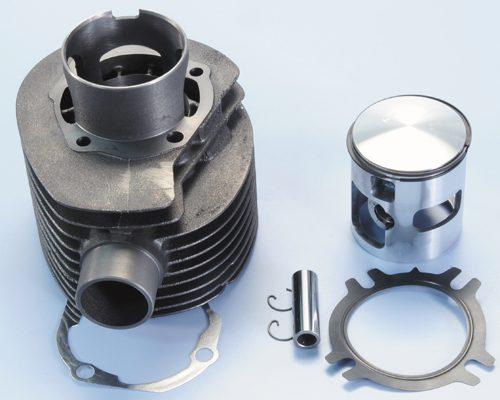 Polini IRON Cylinder kit 68 mm 207 cc Vespa 200 PE/PX/COSA