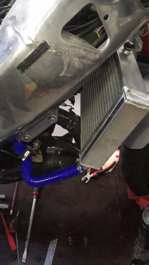 Race Radiator 3