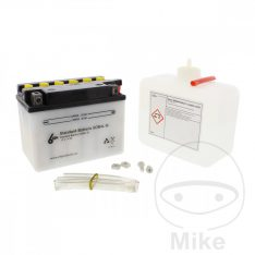 BATTERY MOTORCYCLE YB4L-B 6-ON 12 V RS/RX 50 AM6 '92-'05