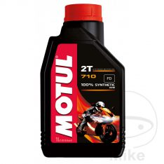 Motul 710 Synthetic Ester-tech 2 stroke oil (premix or pump ) 1L