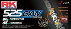 CHAIN RACE BL525GXW 120 CLF RIVET